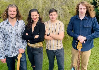 Mayah & The Band