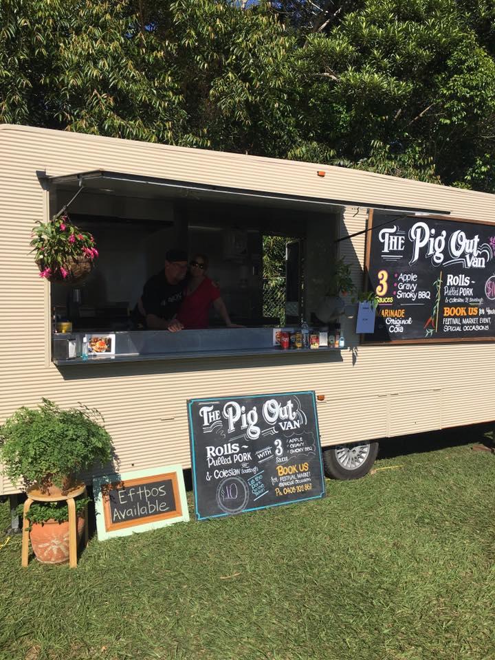 The Pig Out Van
